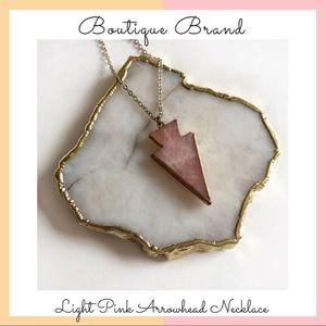 Boutique Brand • Arrowhead Necklace